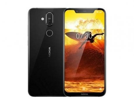 Nokia 8.1 global launch highlights