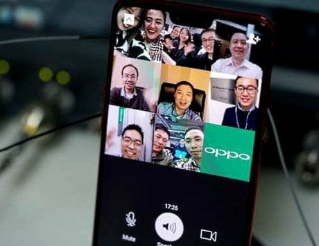 Oppo completes first 5G multiparty video call on a custom Oppo R15 Pro