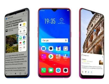 Oppo A83, Oppo F9, and Oppo F9 Pro get price cuts