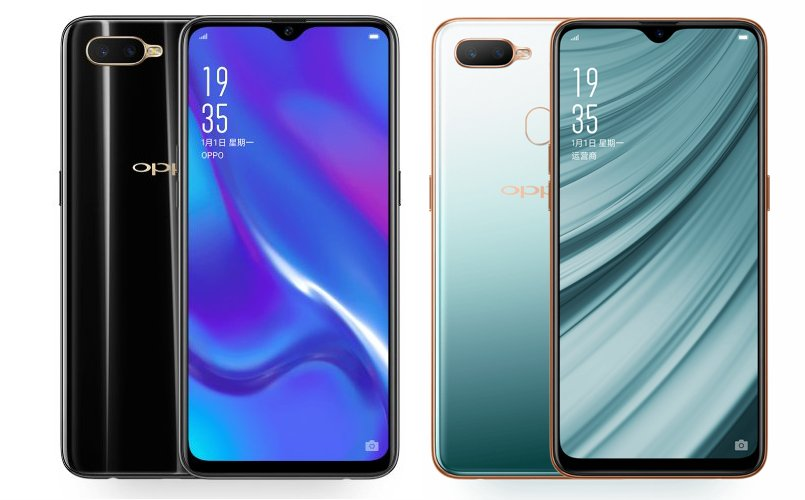 Oppo K1, Oppo A7x new color variants launched in China: Price, specifications, features