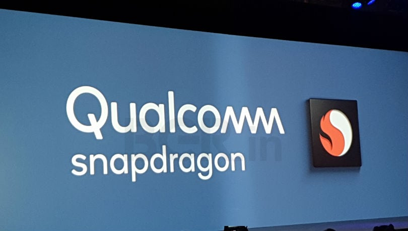 Qualcomm Snapdragon 855 mobile platform, 3D Sonic Sensor announced at Snapdragon Tech Summit 2018