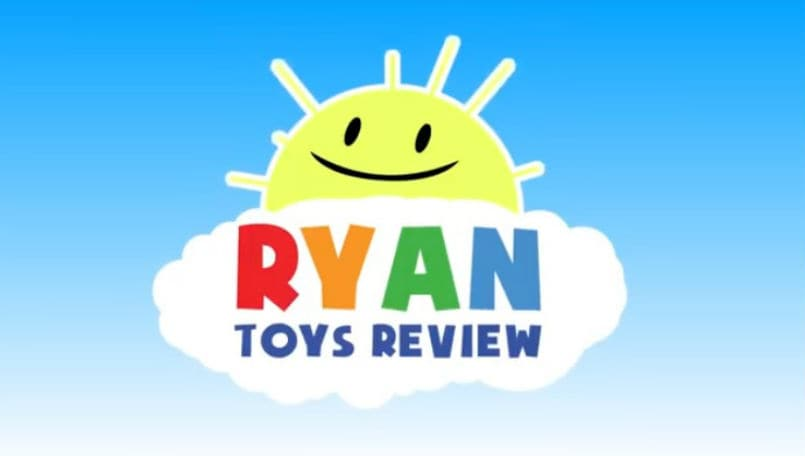 Ryan who is 7 years old is the star of his YouTube channel