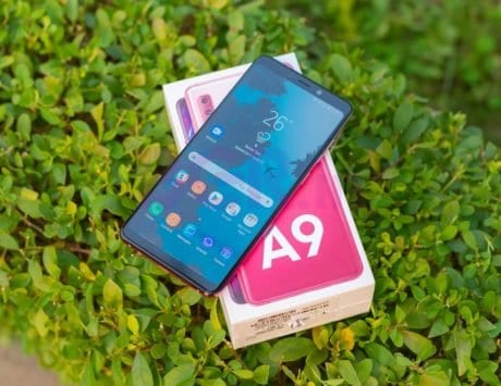 Samsung Galaxy A9 (2018) gets Android 10 update