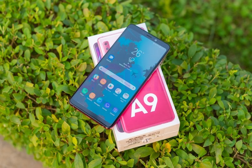 Samsung Galaxy A9 (2018) gets Android 10 update: Check details