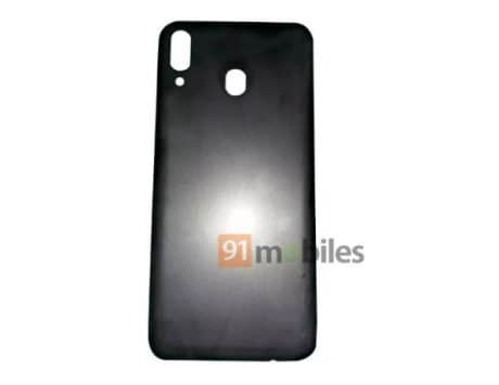Samsung Galaxy M20 to feature dual-rear cameras, fingerprint scanner; leaked case reveals