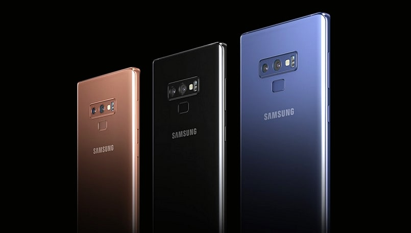 After Galaxy Note 8, Samsung Galaxy Note 9 gets April 2019 security patch with the new update
