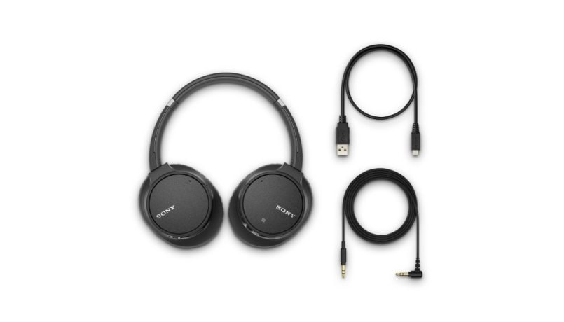 Sony WH-CH700N wireless noise-cancelling headphones launched in India