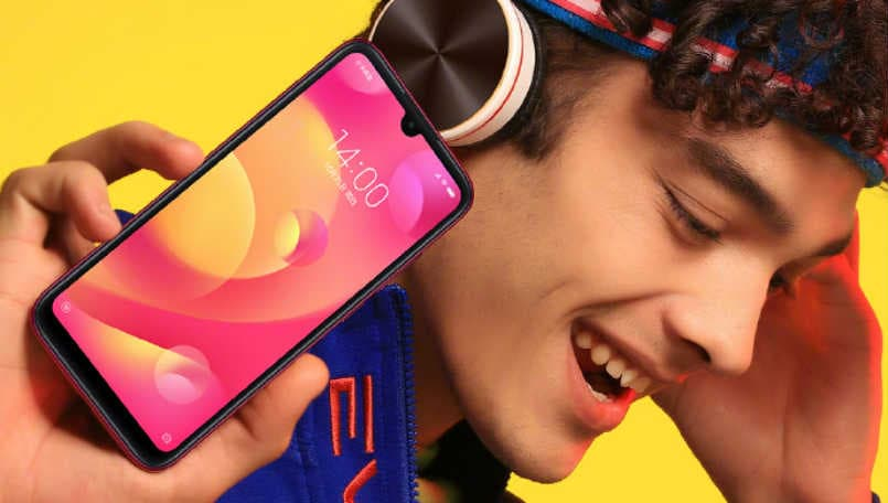 Xiaomi Play teasers reveal waterdrop notch and dual camera setup