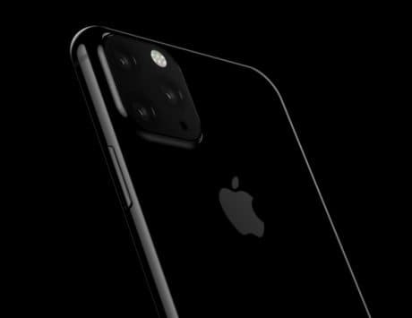 Apple in 2019: Three iPhones with updated Face ID and more