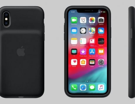 Apple Smart Battery Cases for iPhone XS, XS Max, and XR with Qi Wireless charging support launched