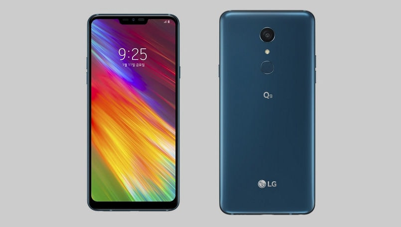 LG Q9 with Snapdragon 821, 4GB RAM announced in South Korea