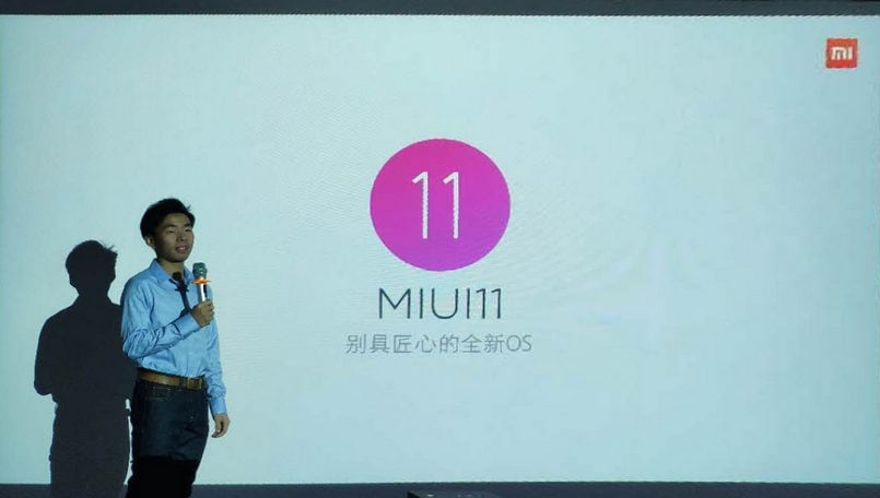 MIUI 11 to launch by the end of September, Xiaomi Product Director confirms