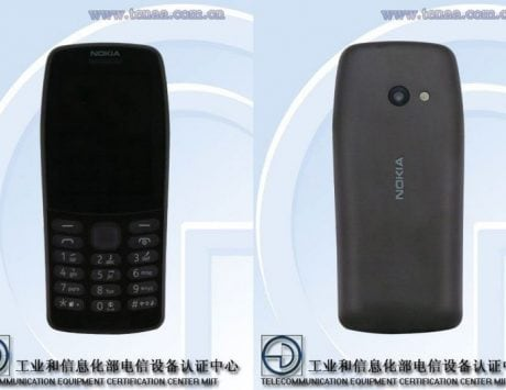 Nokia TA-1139 Feature Phone's Full Specifications Revealed on TENAA