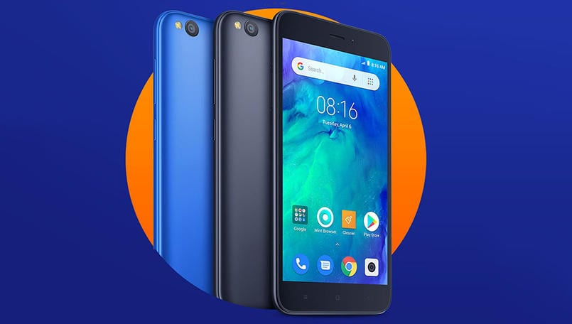 Reliance Jio offers 100GB extra data and Rs 2,200 instant cashback to Xiaomi Redmi Go users