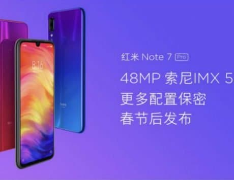 Xiaomi Redmi Note 7 Pro to come with Snapdragon 675 SoC and 48-megapixel Sony sensor: Report