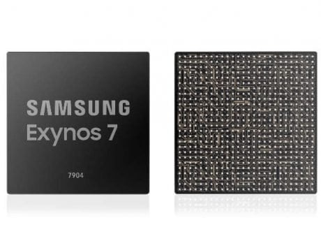 Samsung announces Exynos 7 Series 7904 SoC in India