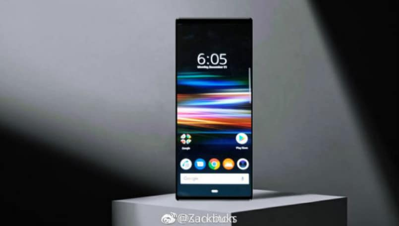 Sony Xperia XZ4 leaked specifications hint at 6.5-inch display, 52-megapixel rear camera and more