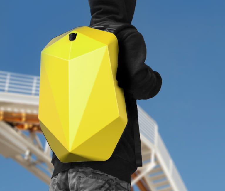 Xiaomi Mi Bumblebee computer backpack launched in China