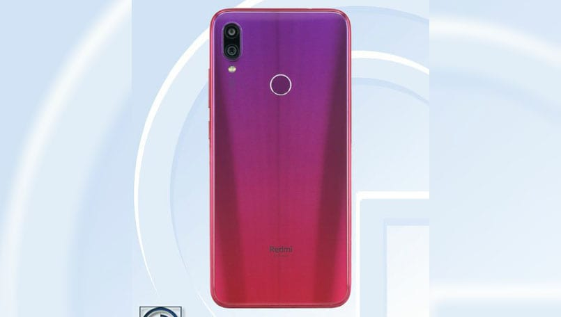 Xiaomi Redmi Note 7 spotted on TENAA along with Redmi 7; may come soon