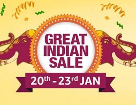 Amazon Great Indian Sale: Deals on smartphones, and more
