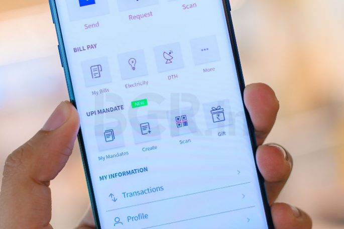 How to schedule payments on BHIM app using UPI mandate feature