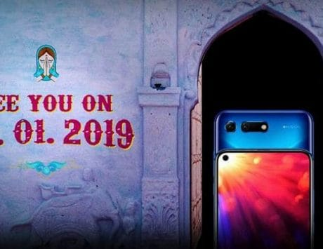 Honor View 20 to launch in India for nearly Rs 40,000