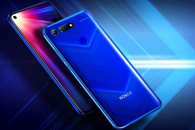 Honor View 20 gets Magic UI 3.0 update with December security patch