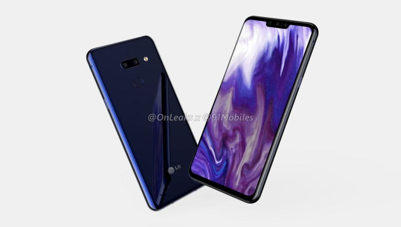 LG G8 ThinQ price leaked ahead of February 24 unveiling at MWC 2019