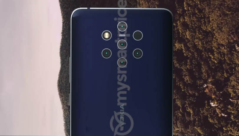 Nokia 9 PureView leaked promo video reveals design, specifications and camera samples