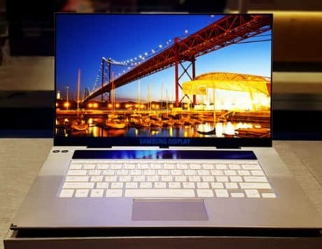 Samsung's 15.6-inch 4K OLED panel for laptops to enter mass production in mid-February
