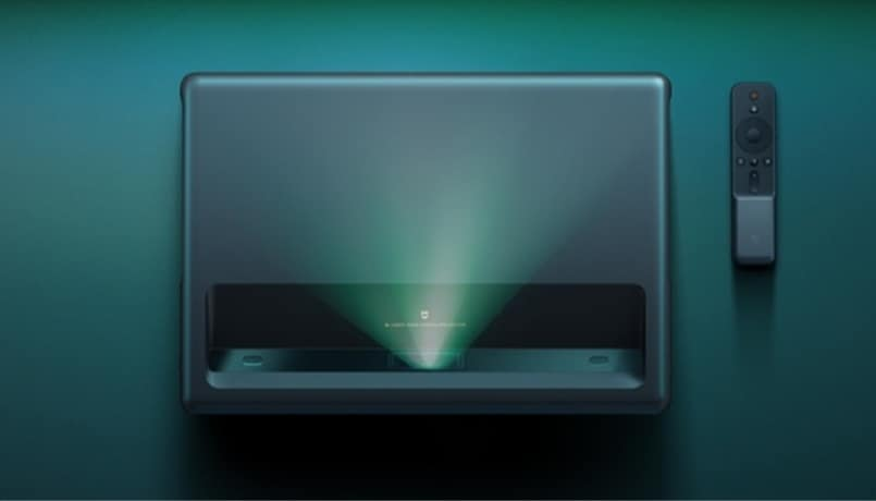 Xiaomi Mijia Laser Projector TV launched; offers projection up to 150 inches with 4K quality