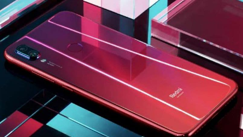 Xiaomi Redmi Note 7S real-life photo spotted ahead of May 20 India launch