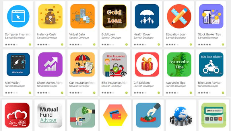 Google removes 28 fake apps from Play Store after a report by Quick Heal