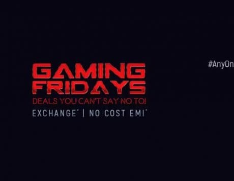 Gaming Fridays on Flipkart: Top deals