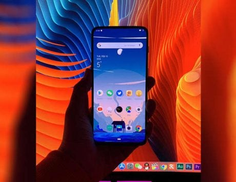 OnePlus 7 with no notch again leaks out on the internet