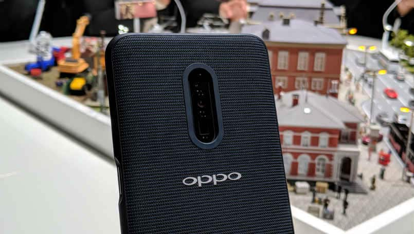 Oppo flagship smartphone with Snapdragon 855 SoC, 10x hybrid zoom in the works