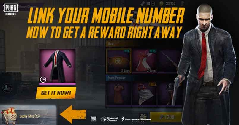 PUBG Mobile: How to get the Assassin Coat item for free