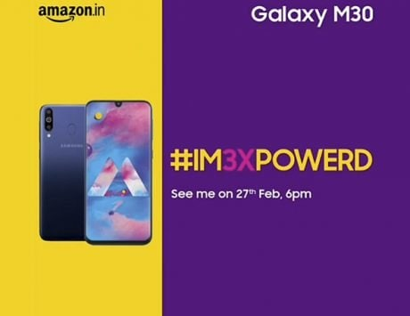 Samsung Galaxy M30 to launch on February 27; a day before Xiaomi Redmi Note 7