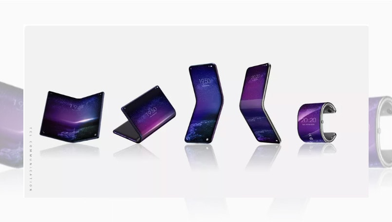 TCL working on five devices with flexible displays: Report