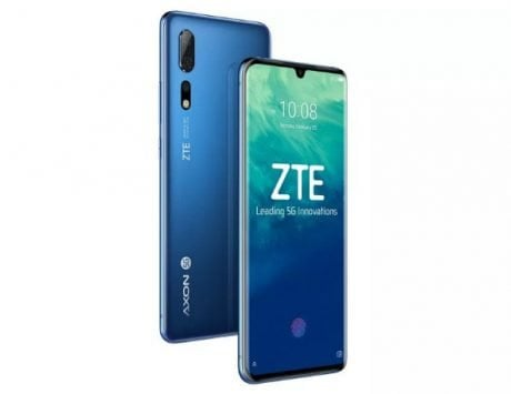 MWC 2019: ZTE Axon 10 Pro 5G smartphone with Snapdragon 855 SoC unveiled
