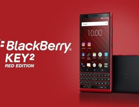 BlackBerry Key2 special Red Edition announced