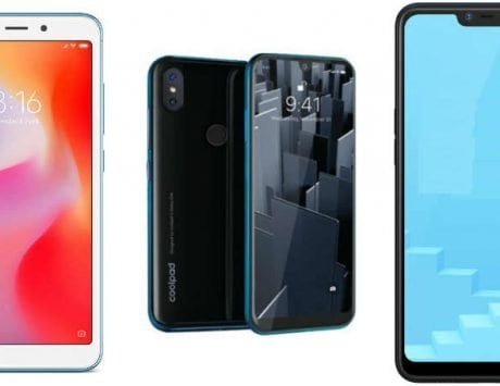 Coolpad Cool 3 vs Xiaomi Redmi 6A vs Realme C1