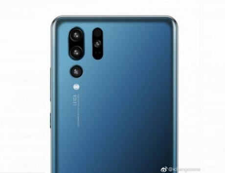 Huawei P30 lossless zoom tech teased again