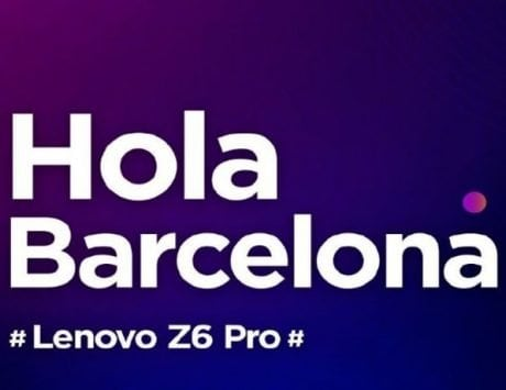 Lenovo Z6 Pro teased for MWC 2019; could feature wireless charging
