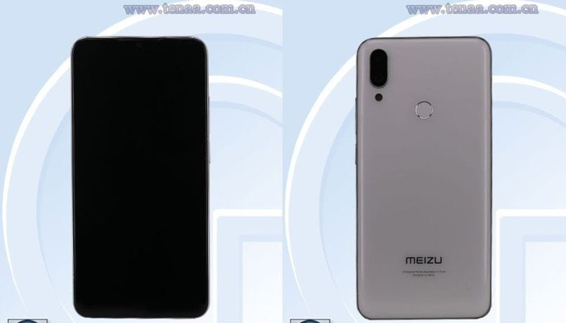 Meizu Note 9 images surface on TENAA ahead of official launch