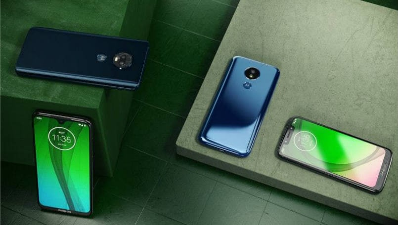Motorola Moto G7, Moto G7 Plus, Moto G7 Power, Moto G7 Play launched: Price, Specifications and features