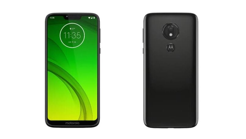 Moto G7 Power to soon launch in India with a price tag around Rs 14,500