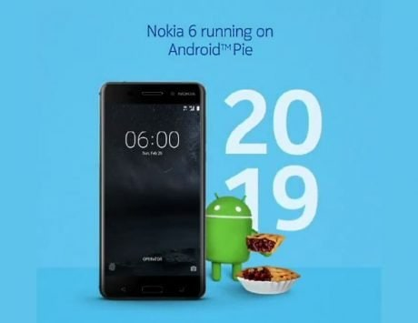 Nokia 6 (2017) Android 9 Pie update starts rolling out