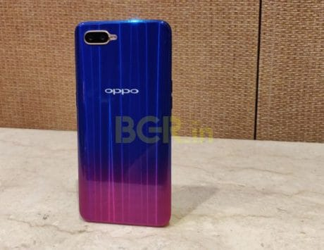 Oppo K1 with in-display fingerprint sensor goes on first sale today at 12PM
