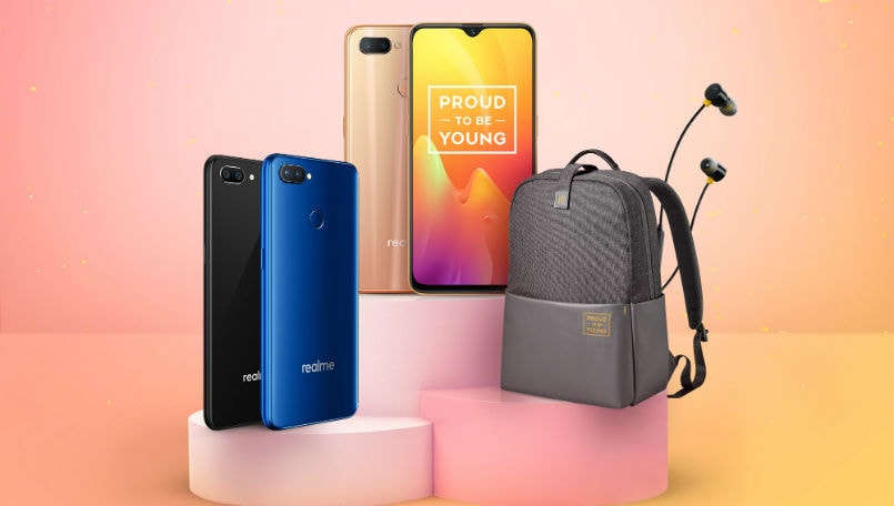 Realme announces 'You and Realme Days' starting February 4: Deals on Realme C1 (2019), Realme Buds, Realme Tech Backpacks revealed